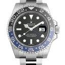 ロレックス GMTマスターII 116710BLNR メンズ(0FOWROAN0006)【新品】【腕時計】【送料無料】