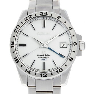 Grand SEIKO mechanical GMT SBGM025 men (S-SBGM025)