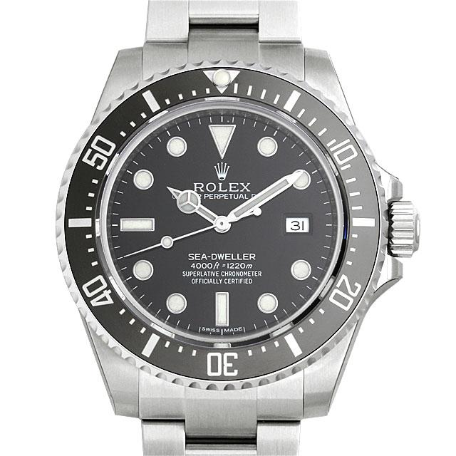 【48回払いまで無金利】ロレックス シードゥエラー4000 116600 メンズ(0IFWROAN0001)【新品】【腕時計】【送料無料】【5000円オフクーポン配布中】