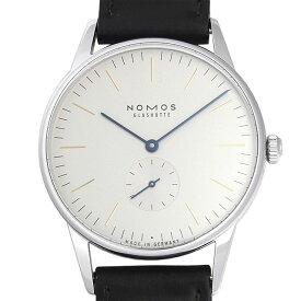 【48回払いまで無金利】ノモス オリオン38 OR1A3GW238(384) メンズ(0064NOAR0041)【新品】【腕時計】【送料無料】