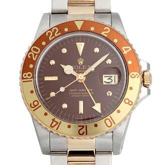 Rolex GMT Master 55-1675 / 3 fujitsbodial men (009MROAA0007)