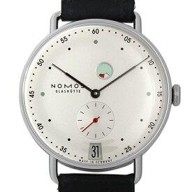 【48回払いまで無金利】ノモス メトロ MT1D4W2(1101) メンズ(0064NOAR0055)【新品】【腕時計】【送料無料】