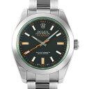 【48回払いまで無金利】ロレックス ミルガウス 116400GV メンズ(0FWNROAN0002)【新品】【腕時計】【送料無料】【キャ…