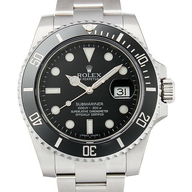 【48回払いまで無金利】ロレックス サブマリーナ デイト 116610LN メンズ(0KO1ROAN0005)【新品】【腕時計】【送料無料】