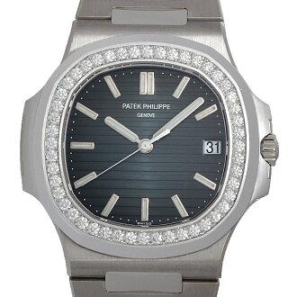 Patek Philippe Nautilus a bezel diamond 5713 / 1G-010 men (02DNPPAS0001)
