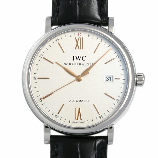 【48回払いまで無金利】IWC ポートフィノ オートマティック IW356517 メンズ(015PIWAN0056)【新品】【腕時計】【送料無料】