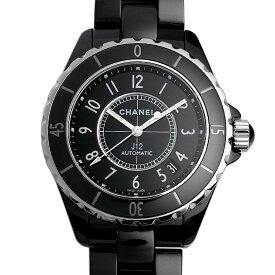 【48回払いまで無金利】シャネル J12 黒セラミック H0685 メンズ(015PCHAN0113)【新品】【腕時計】【送料無料】