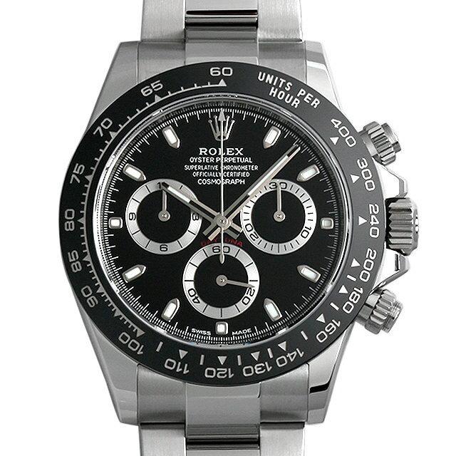 【48回払いまで無金利】ロレックス コスモグラフ デイトナ 116500LN ブラック メンズ(0JDEROAN0004)【新品】【腕時計】【送料無料】