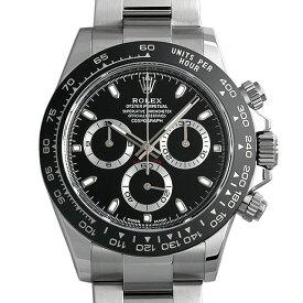 【60回払いまで無金利】ロレックス コスモグラフ デイトナ 116500LN ブラック メンズ(05ZZROAN0002)【新品】【腕時計】【送料無料】