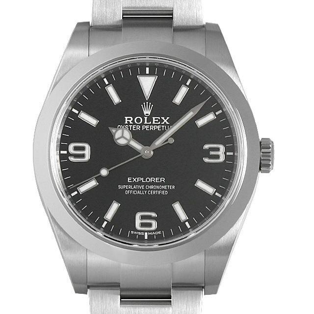 【48回払いまで無金利】ロレックス エクスプローラー 214270 最新型 メンズ(008WROAN0014)【新品】【腕時計】【送料無料】【5000円オフクーポン配布中】
