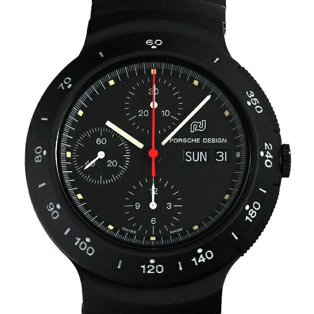 【48回払いまで無金利】SALE ポルシェデザイン スーパーライト クロノグラフ 3701 メンズ(001HPOAU0002)【中古】【腕時計】【送料無料】