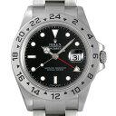SALE ロレックス エクスプローラーII Z番 16570 メンズ(0BJ8ROAU0001)【中古】【腕時計】【送料無料】