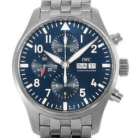 【48回払いまで無金利】IWC パイロットウォッチ クロノグラフ プティプランス IW377717 メンズ(002NIWAN0184)【新品】【腕時計】【送料無料】
