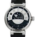 ルイヴィトン タンブール スピンタイム Q11C3 ボーイズ(ユニセックス)(001HLVAU0002)【中古】【腕時計】【送料無料】