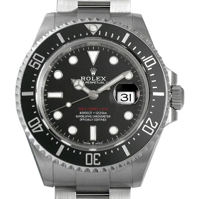 ロレックス シードゥエラー 126600 メンズ(0CCTROAN0109)【新品】【腕時計】【送料無料】