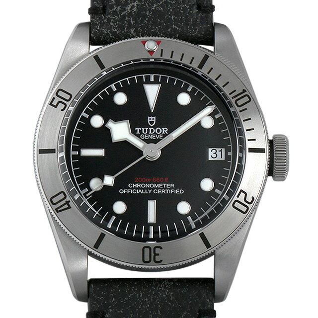 【48回払いまで無金利】チュードル ブラックベイ 79730 メンズ(0FHMTUAN0004)【新品】【腕時計】【送料無料】
