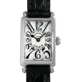 【48回払いまで無金利】フランクミュラー ロングアイランド レディース プティ 802QZ AC レディース(0066FRAN0131)【新品】【腕時計】【送料無料】