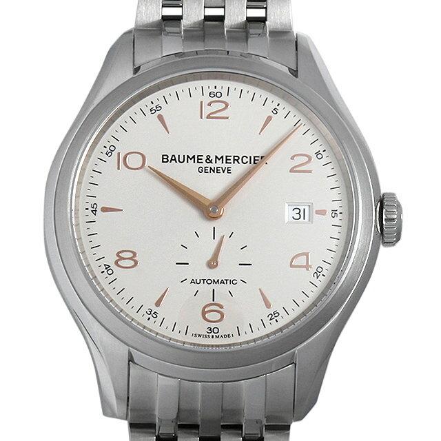 ボーム&メルシエ クリフトン MOA10141 メンズ(0066BMAN0007)【新品】【腕時計】【送料無料】
