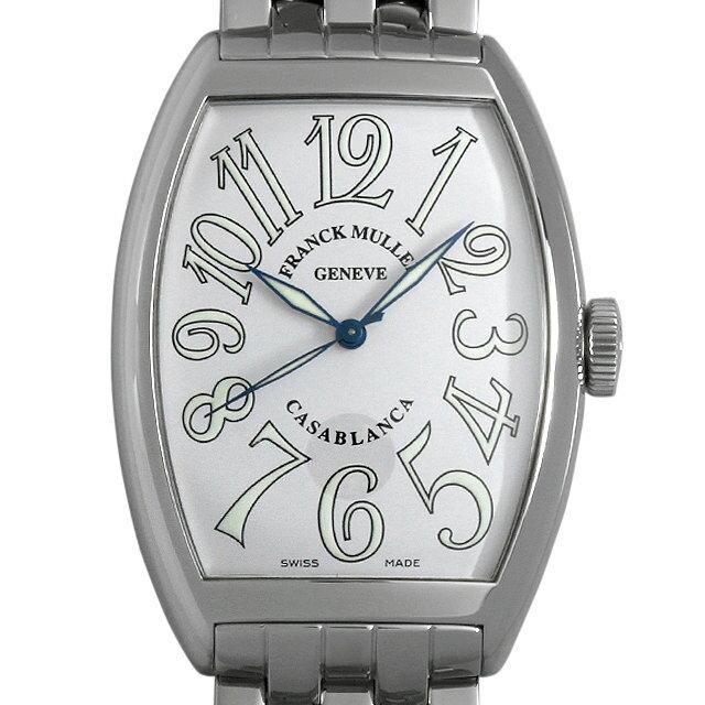 フランクミュラー カサブランカ 6850MC OAC メンズ(008WFRAU0079)【中古】【腕時計】【送料無料】