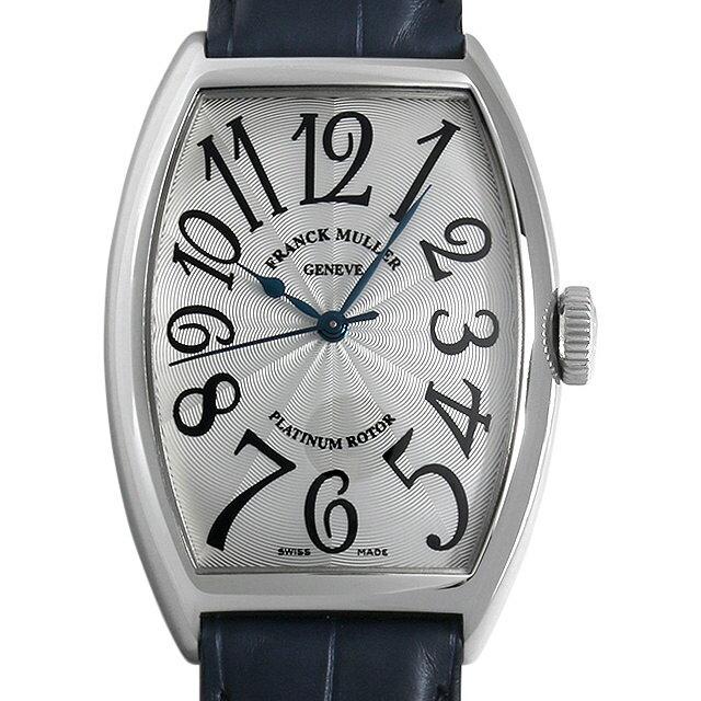 【48回払いまで無金利】フランクミュラー トノーカーベックス 5850SC AC メンズ(0066FRAN0061)【新品】【腕時計】【送料無料】