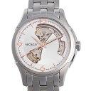 【48回払いまで無金利】ハミルトン ジャズマスター オープンハート H32565155 メンズ(004UHMAN0002)【新品】【腕時計】【送料無料】