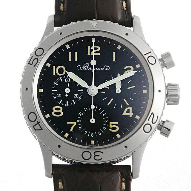 ブレゲ アエロナバル 3800ST/92/3W6 メンズ(006XBCAU0031)【中古】【腕時計】【送料無料】