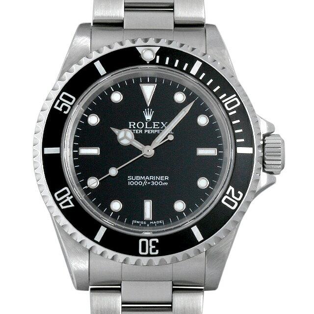ロレックス サブマリーナ ノンデイト F番 14060M メンズ(006XROAU0589)【中古】【腕時計】【送料無料】