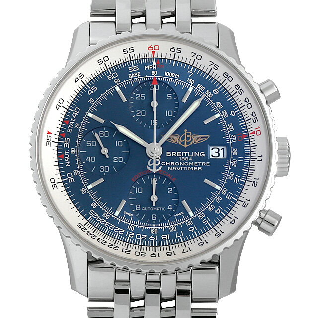 ブライトリング ナビタイマー ヘリテージ A113C42NP(A13324) メンズ(0671BRAN0021)【新品】【腕時計】【送料無料】