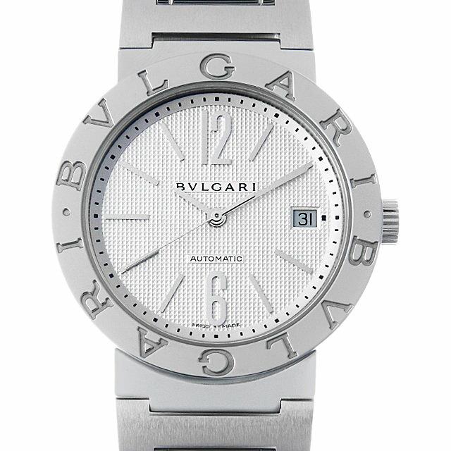 ブルガリ ブルガリブルガリ BB38WSSD/N メンズ(006TBVAU0004)【中古】【腕時計】【送料無料】