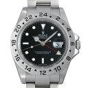 ロレックス エクスプローラーII K番 16570 ブラック メンズ(009VROAU0188)【中古】【腕時計】【送料無料】