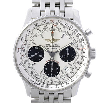 Breitling Navitimer 09 Japan Limited Edition 400 book A232G09NP (A23322) mens (008wbrau0029)