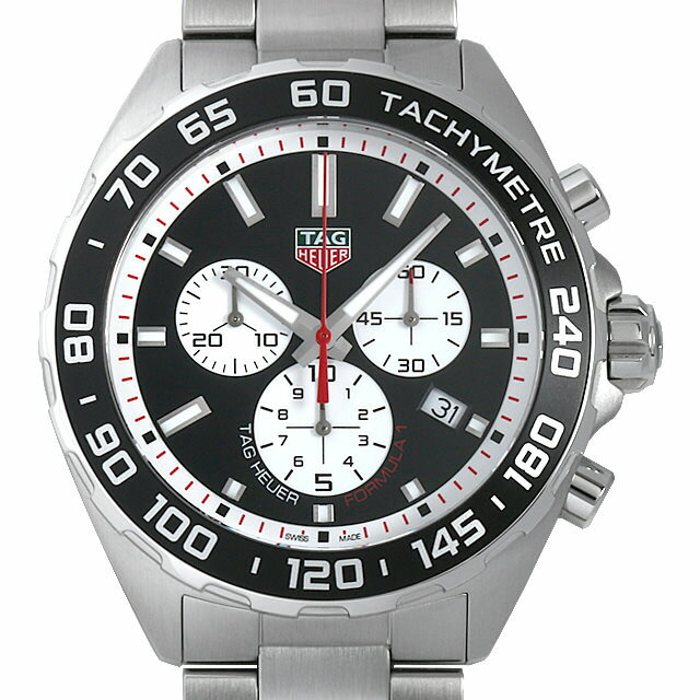 【48回払いまで無金利】タグホイヤー フォ−ミュラ1 クロノグラフ CAZ101E.BA0842 メンズ(004UTHAN0411)【新品】【腕時計】【送料無料】