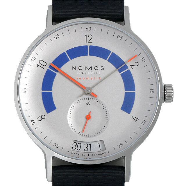 【48回払いまで無金利】ノモス アウトバーン ネオマティック41 AB161011SG2(1303) メンズ(0064NOAR0039)【新品】【腕時計】【送料無料】