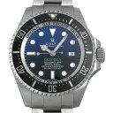 SALE 【48回払いまで無金利】ロレックス ディープシー D-BLUEダイアル 116660 メンズ(0C28ROAU0001)【中古】【腕時計…