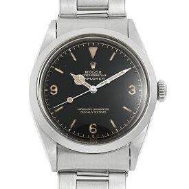 【48回払いまで無金利】SALE ロレックス エクスプローラーI 1016 MMダイアル 6ドット メンズ(006XROAA0115)【アンティーク】【腕時計】【送料無料】