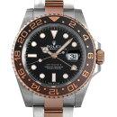 【48回払いまで無金利】ロレックス GMTマスターII 126711CHNR メンズ(0EMXROAU0001)【中古】【腕時計】【送料無料】
