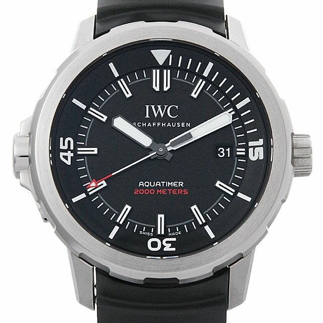 【48回払いまで無金利】IWC アクアタイマー オートマティック 2000 350本限定 IW329101 メンズ(006XIWAU0122)【中古】【腕時計】【送料無料】