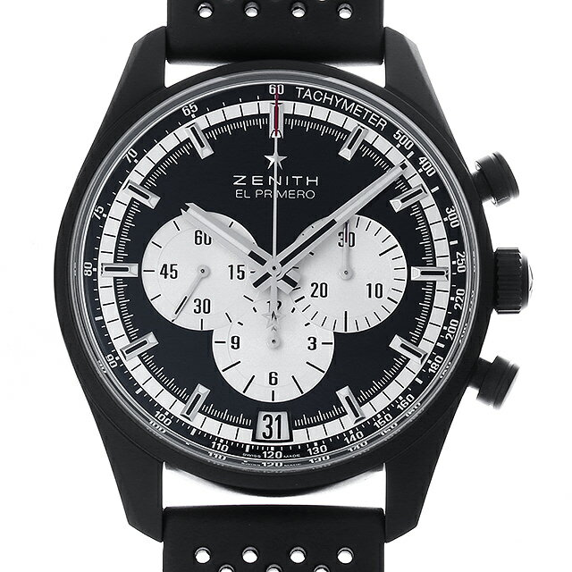 【48回払いまで無金利】ゼニス クロノマスター エル・プリメロ 24.2041.400/21.R576 メンズ(002GZHAR0051)【新品】【腕時計】【送料無料】
