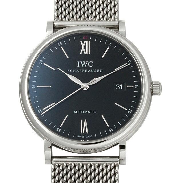 【48回払いまで無金利】IWC ポートフィノ オートマティック IW356506 メンズ(002NIWAN0050)【新品】【腕時計】【送料無料】
