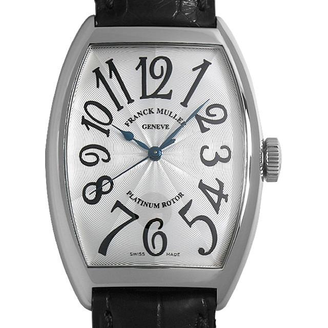 【48回払いまで無金利】フランクミュラー トノーカーベックス 6850SC AC メンズ(007UFRAU0154)【中古】【腕時計】【送料無料】