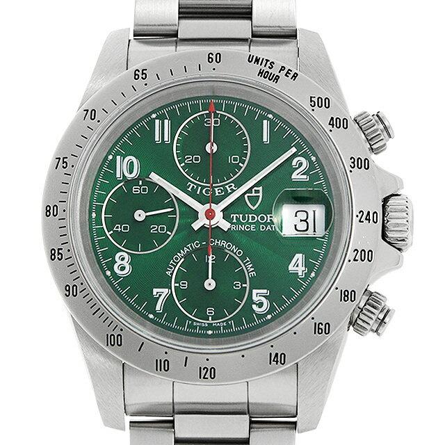 【48回払いまで無金利】チューダー クロノタイム タイガー 79280 メンズ(007UTUAU0044)【中古】【腕時計】【送料無料】