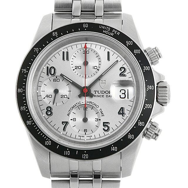 【48回払いまで無金利】チューダー クロノタイム 79260 メンズ(007UTUAU0049)【中古】【腕時計】【送料無料】