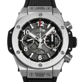 【48回払いまで無金利】ウブロ ビッグバン ウニコ チタニウム 441.NX.1170.RX メンズ(002GHBAN0143)【新品】【腕時計】【送料無料】