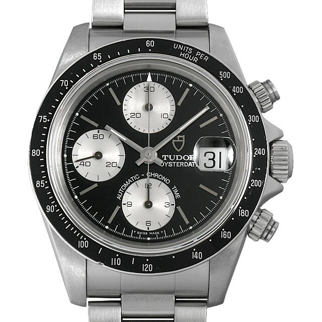 【48回払いまで無金利】チューダー クロノタイム 79260 オイスター表記 メンズ(006XTUAU0057)【中古】【腕時計】【送料無料】