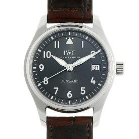 【48回払いまで無金利】IWC パイロットウォッチ オートマティック36 IW324001 ボーイズ(ユニセックス)(007UIWAU0157)【中古】【腕時計】【送料無料】