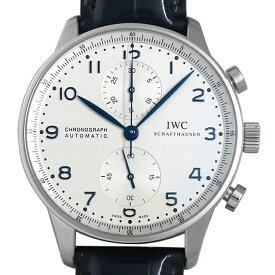 【48回払いまで無金利】IWC ポルトギーゼ クロノグラフ IW371446 メンズ(0018IWAN0051)【新品】【腕時計】【送料無料】