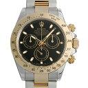 47位:【48回払いまで無金利】ロレックス コスモグラフ デイトナ 116523 ブラック D番 メンズ(01O8ROAU0002)【中古】【腕時計】【送料無料】