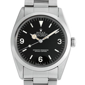 【48回払いまで無金利】ロレックス エクスプローラーI 1016 L番 メンズ(0F5JROAA0001)【アンティーク】【腕時計】【送料無料】
