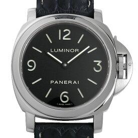 【48回払いまで無金利】パネライ ルミノールベース PAM00112 L番 メンズ(001HOPAU0074)【中古】【腕時計】【送料無料】