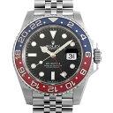 【48回払いまで無金利】ロレックス GMTマスターII 126710BLRO メンズ(06OBROAU0004)【中古】【腕時計】【送料無料】